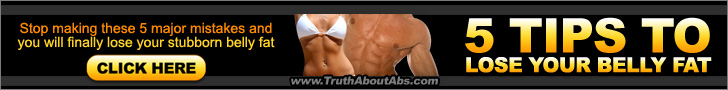 The Truth About Abs: Abdominal exercise for a flat stomach fast...and more!