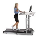 LifeSpan Fitness TRDT5 Treadmill Desk