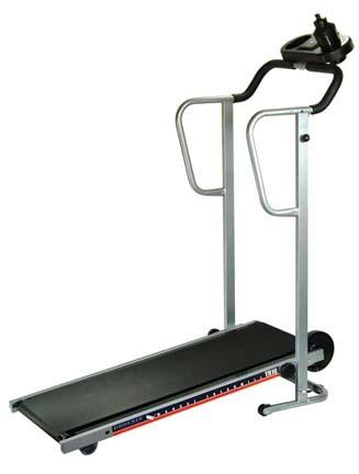 Phoenix Manual Folding Treadmill