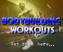 Senior bodybuilding workouts and more.