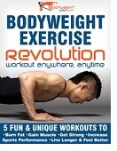 Use bodyweight exercise to help manage stress