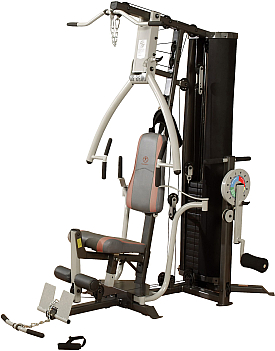Click here for Impex Marcy Diamond home gym