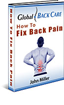 Fix back pain naturally