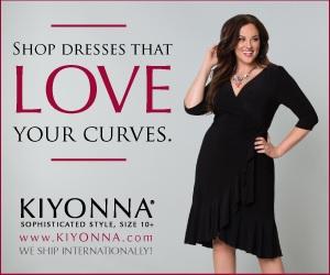 Stylish Plus Size Dresses from Kiyonna