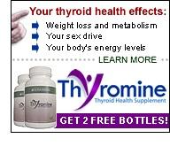 Thyromine thyroid health supplement