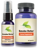 Stop Smoking with Smoke Deter. Quit smoking for the last time.