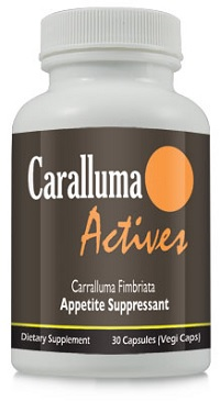 Caralluma Actives Bottle