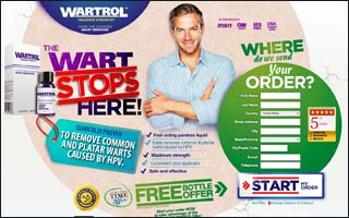 Click here for Wartrol Cold Sore Relief