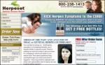 Herpeset Genital Herpes Relief