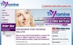Thyromine thyroid health supplement