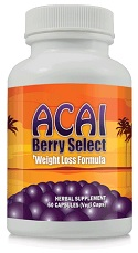 Acai Berry Select Bottle