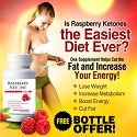 Raspberry Ketones Max Weight Loss Pill