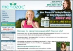 Menozac Natural Menopause Relief