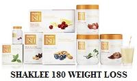Shaklee 180 weight loss