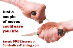 Practical Knife Defense And Practical Knife Fighting Video Training