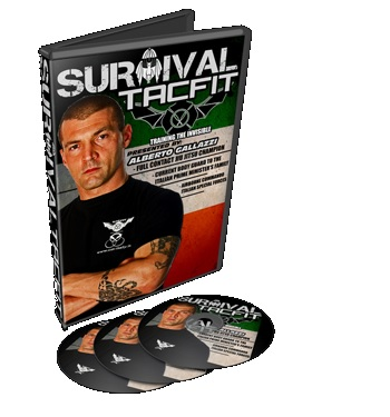 Tactical Fitness Survival Bodyweight Exercise System