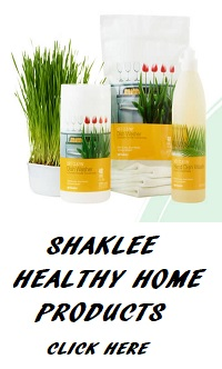 Shaklee Green Home Cleaning Products