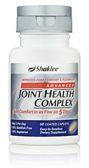 Click Here for Shaklee Advanced Joint Health Complex