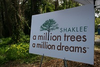 Shaklee a million trees a million dreams