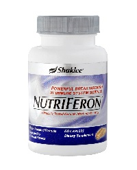Shaklee Nutriferon Bottle