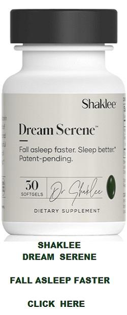 Buy Shaklee Dream Serene Online