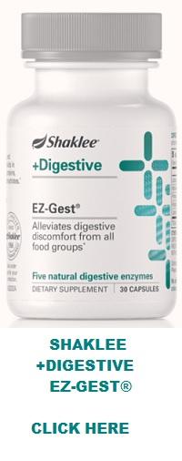 Shaklee EZ-Gest® Digestive Health Product