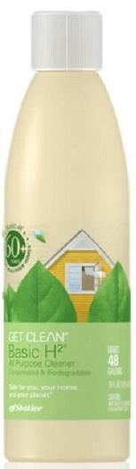 Buy Shaklee Basic H2® Biodegradable Cleaner Online