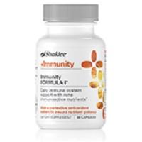 Shaklee immunity formula supplement for a stronger immune system