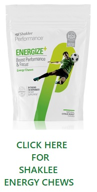 About Shaklee Performance™ Energy Chews