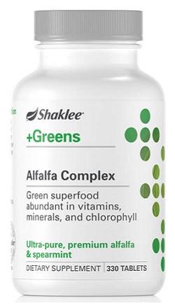 Buy Shaklee Alfalfa Complex Tablets Online