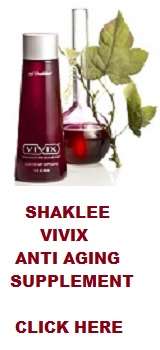 About Shaklee Vivix Anti Aging Formula