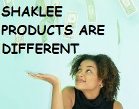 Shaklee Products Difference