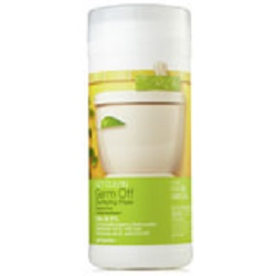 Shaklee Germ Off Disinfecting Wipes Fragrance Free