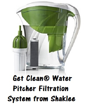 Shaklee Get Clean® Water Starter Pack