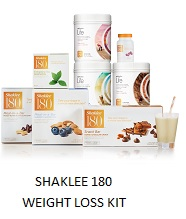 Shaklee 180 Weight Loss Program