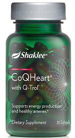 Shaklee CoQ-10 for Heart Health