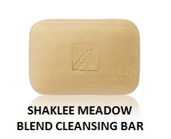 Shaklee Meadow Blend Soap Free Cleansing Bar
