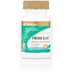 Shaklee Herb Lax Naturtal Laxative