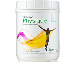 Review: Shaklee Physique Natural Recovery Shake