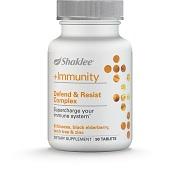 Review: Shaklee Defend & Resist Complex Immune System Supplement