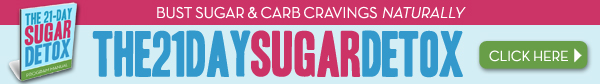 Stop Sugar and Carb Craving Naturally - Detox From Sugar and Carbs