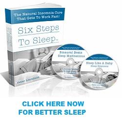 Six Simple Steps To Better Sleep