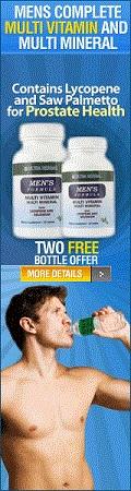 Vitaminas para los hombres