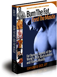 'Burn the Fat Feed the Muscle' by Tom Venuto
