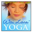 Wai Lana yoga DVD's and supplies